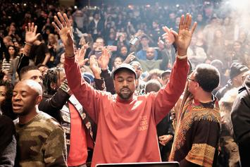 "Kanye West's ""Sunday Service"" Coachella Set To Be Held At ""The Mountain"""