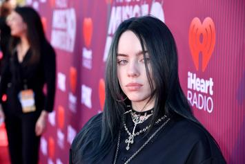 Billie Eilish's Debut Album First-Week Sales Projections Are Astoundingly High