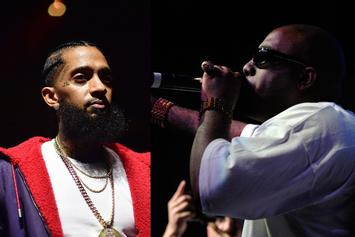 Trae Tha Truth Organizes Nipsey Hussle Vigil In Houston, Texas