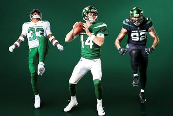 New York Jets Unveil New Uniforms: Twitter Reacts