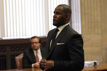 "R. Kelly Asks Media To ""Take It Easy"" On Him Ahead Of Paid Club Gig"