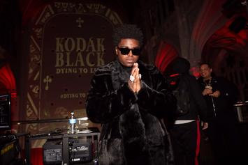 "Kodak Black Half-Apologizes To Lauren London: ""I Didn't Disrespect Her"""