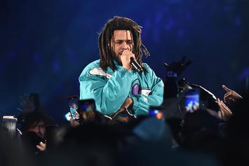 "J. Cole Pays Tribute To Nipsey Hussle With ""Special Dedication"" At Dreamville Festival"