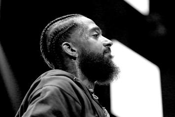 "Nipsey Hussle's ""Victory Lap"" Returns To Billboard 200 At No. 2"
