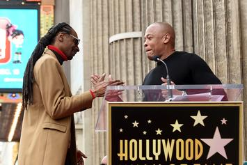 """The Game Brings Dr. Dre & Snoop Dogg Into The """"Born To Rap"""" Fold"""