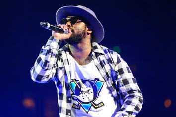 ScHoolboy Q Talks Golf Addiction & The Art Of Video Game Trash-Talking