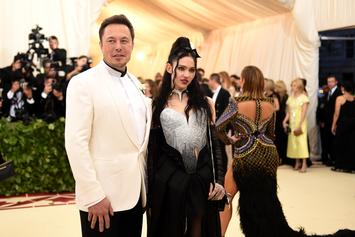 Grimes Suggests Dating Elon Musk Is Screwing Up Her Career