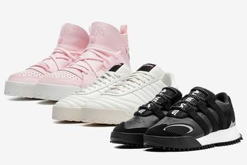 Alexander Wang & Adidas Reveal Spring 2019 Collection