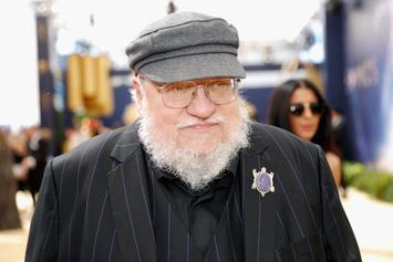 "George R.R. Martin Reflects On ""Game Of Thrones"" Final Season"