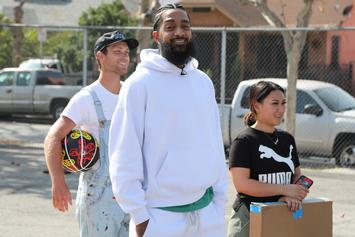 Nipsey Hussle Will Have South Central L.A. Intersection Renamed After Him