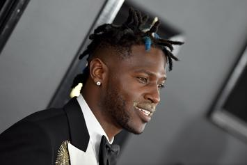 "Antonio Brown Acknowledges The Trolls, Vows To Stop With The ""Nonsense"""