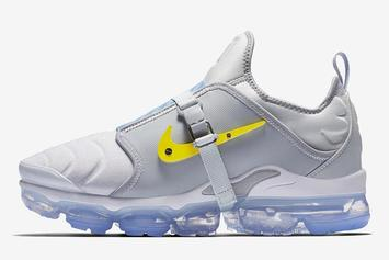 "Nike VaporMax Plus ""Paris Works In Progress"" Official Images & Release Info"
