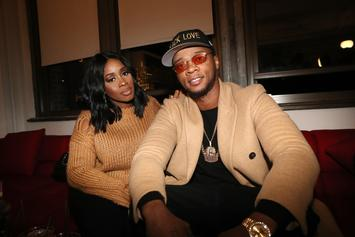 Remy Ma Shares Video Of Adorable Exchange With Papoose & Their Golden Child