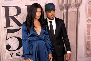 """Chance The Rapper Thanks Wife For Allowing Him To """"Really Go To Work"""" On Album"""