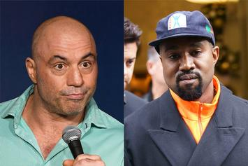 "Joe Rogan On Kanye West Podcast: ""I Don't Wanna Pressure Anybody"""