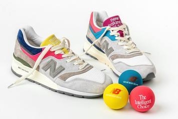 Aimé Leon Dore Unveils New Balance 997 Collection: Details