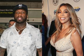"50 Cent Roasts Wendy Williams: ""What Kinda Crack Make You Look Like This?"""