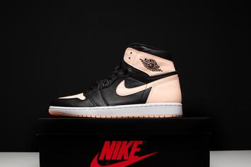 "Air Jordan 1 Retro High OG ""Crimson Tint"" Drops Today: Purchase Links"