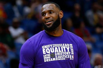 "LeBron James' ""I Promise"" School Boasts Huge Test Score Improvements"