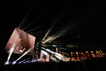 Coachella Grounds Break Into Flames, Fire Engines Save The Night