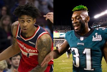 Eagles' & Wizards' Players Arrested For Fighting: Hospital Visit Leads To Unemployment