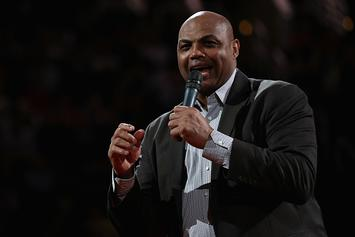 Charles Barkley Begs LeBron James To Join TNT For NBA Playoffs