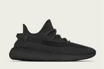 Adidas Yeezy Boost 350 V2 Black Colorway Receives Detailed Images