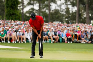 Tiger Woods Backup Putter Sells For Almost $89K At Auction