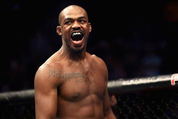 "Jon Jones Responds To Israel Adesanya: ""He's Shown Me His Stripes... Ain't Ready"""