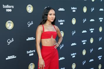 """Karrueche Goes On Rant Defending L.A., Clapping Back At Those Who Call It """"Fake"""""""