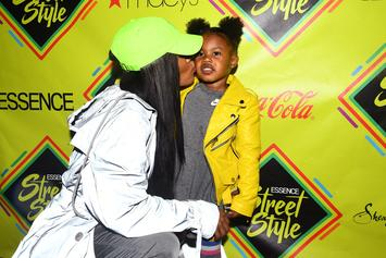 "Teyana Taylor's Daughter Is Still A Big Fan Of Drake's ""In My Feelings"""