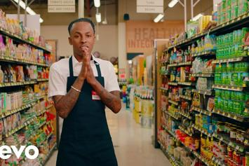 "Rich The Kid Causes Havoc In A Grocery Store In ""Save That"" Music Video"
