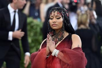 Nicki Minaj Reportedly Cut Ties With Longtime Managers