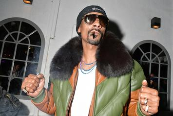 Snoop Dogg Roasts Clippers Following Blowout Loss To Warriors
