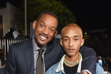 Will Smith Performs With Son Jaden On Coachella Stage For Week 2