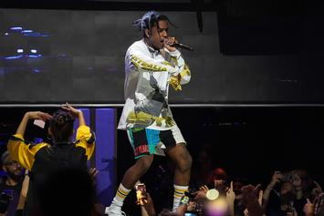 "A$AP Rocky Joins Tame Impala Onstage At Coachella For ""Sundress"" & ""LSD"" Unplugged"