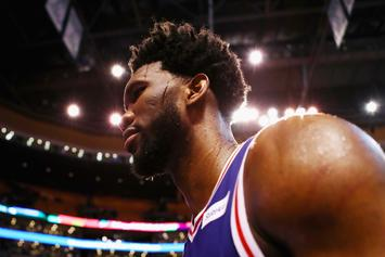 Joel Embiid Takes Shots At Warriors Blowing Their 3-1 Lead After Beating Nets