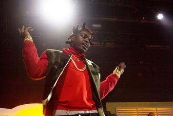 "Kodak Black's Yellow ""Lisa Simpson"" Hairstyle Has Fans Going Haywire"