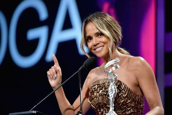 Halle Berry Shares Lusty Bath Photo