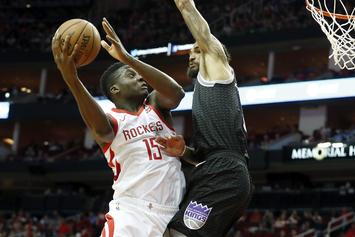 Clint Capela Has Been Battling Two Respiratory Illnesses: Report
