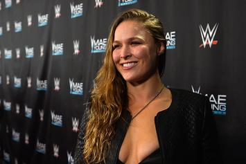 "Ronda Rousey Unsure Of WWE Future: ""We Want To Have A Baby First"""