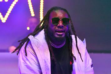 T-Pain Claps Back At Man Who Accuses Him Of Letting His Brother Die