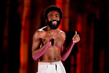 "Childish Gambino's ""Algorythm"" Song Arrives On ""Pharos"" AR App"