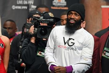 Adrien Broner Reportedly Arrested On Battery Charges, Gets Trolled By Andrew Caldwell