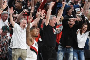 Damian Lillard's College Coach Says He Predicted Iconic Game-Winner