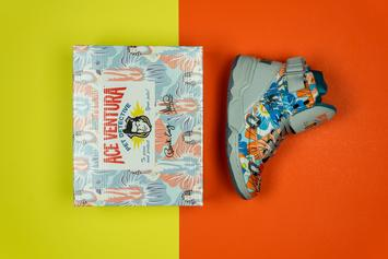 "Ewing Athletics Announces ""Ace Ventura"" Collection Release Date"