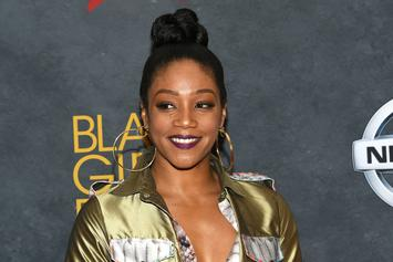 "Tiffany Haddish On Life Before Fame: ""Homeless, Hungry, Scared, & Hurt"""