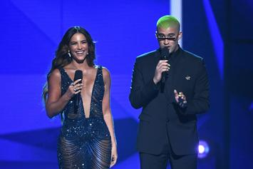 "Rosalía ""Friend Zones"" Bad Bunny In The Buildup To A Lively Latin Billboard Awards"