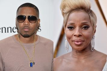 "Nas & Mary J. Blige Announce New Single ""Thriving"""