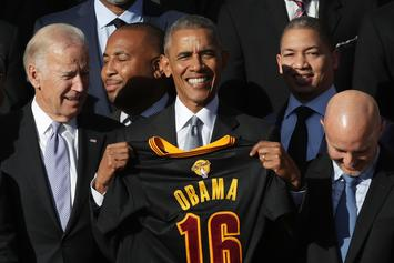 "Joe Biden Slips Up With Allusion To ""N Word"" In Obama Picture Post"